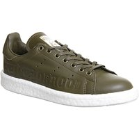 adidas Statement Stan Smith NBHD TRACE OLIVE,Green