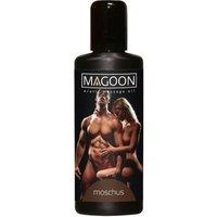 "Massageöl ""Moschus"" mit Aroma"