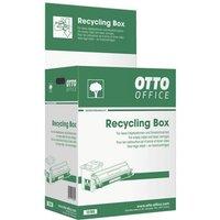 Recyclingbox für Toner und/oder Tintenpatronen
