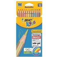 12er-Pack Buntstifte Kids »Tropicolors 2«