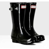 Hunter Original Big Kids Gloss Wellington Boots