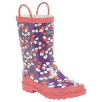Regatta Kids Minnow Wellington Boot