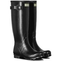 Hunter Field Womens Gloss Wellington Boots