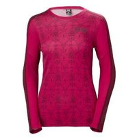 Helly Hansen Womens Lifa Active Graphic Crew
