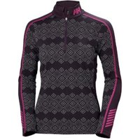 Helly Hansen Womens Lifa Active Graphic 1/2 Zip