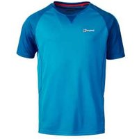 Berghaus Mens Short Sleeve Crew 2 0 T-Shirt