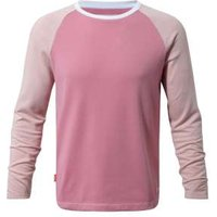 Craghoppers Kids Nosilife Barnaby Long Sleeved T-shirt