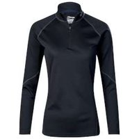 Berghaus Womens Long Sleeve Zip Neck 2 0 Tech T-shirt