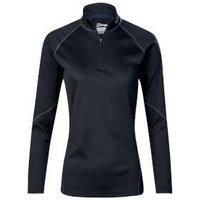 Berghaus Womens Long Sleeve Zip Neck 2 0 Tech T-shirt