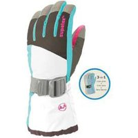 Manbi Womens Altitude 3-in-1 Ski Glove