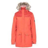 Trespass Garner Womens DLX Waterproof Parka Jacket
