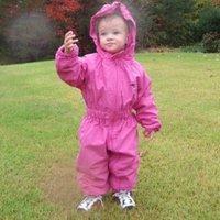 Ozie Kids Waterproof Splash Suit