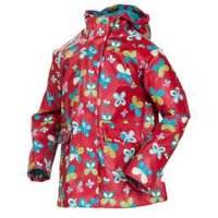 Target Dry Kids Flutterby Waterproof Coat
