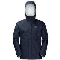 Jack Wolfskin Cloudburst Packaway Waterproof Jacket
