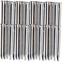50 Vango Steel V Pegs - 20cm