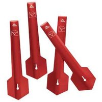 Msr Toughstake Snow And Sand Stakes Small - Pack 4
