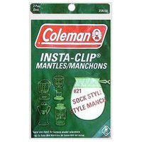 Coleman Insta-clip Mantles