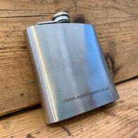 Hip Flask - 6oz