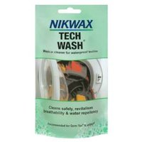 Nikwax Tech Wash Pouch 100ml