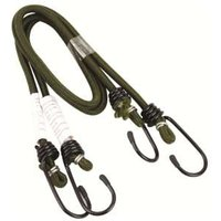 Highlander Bungee 6mm X 60cm - Pack Of 2