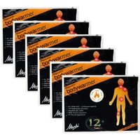 Pk6 Manbi Disposable Bodywarmers