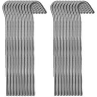 Strider 18cm Steel Pegs - 20 Pack