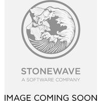 Pantalones elásticos de corte recto