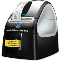 Labelprinter Dymo labelwriter 450 duo promotiepakket