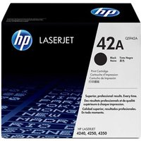 HP 42A Q5942A - Zwart