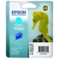 Epson inktpatroon Cyan T0482