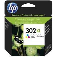 HP 302 Catridge 3-Kleuren XL (F6U67AE)