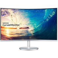 Samsung Performance Curved Monitor 16:9 D-Sub HDMI DP Speakers 1920x1080 VA Cu (LC27F591FDU)