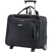 Samsonite XBR Trolley case 15 6 inch Zwart