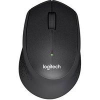 Logitech M330 Silent Plus - Zwart