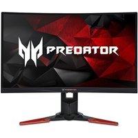 Acer Predator Z321Q 31.5  Full HD Zwart, Rood computer monitor