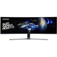 Samsung LC49HG90DMU 49  4K Ultra HD VA Zwart computer monitor