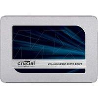 Crucial MX500 SSD, 250GB, 2.5