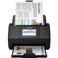 Epson WorkForce ES-580W Scanner met ADF + invoer voor losse vellen 600 x 600 DPI A4 Zwart