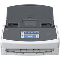 Fujitsu IX1600 ADF--handmatige invoer scanner 600 x 600 DPI A4 Zwart, Wit
