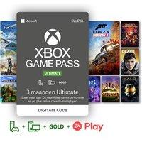 Xbox Live Game Pass Ultimate Online 3 Maanden