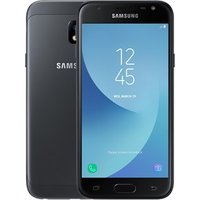 SAMSUNG Galaxy J3 (2017) DUOS smartphone, 12,7 cm (5 inch) display, LTE (4G), Android 7.0