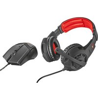 Trust GXT 784 Gaming Headset & Mouse 21472