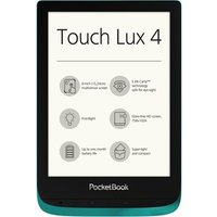 PocketBook Touch Lux 4 6.0 inch (15.2 cm) Smaragd