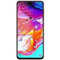 Samsung Galaxy A70 128 GB Dual SIM Koraal