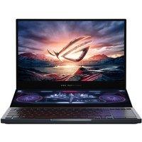 ASUS ROG Zephyrus Duo GX550LXS-HC029T Zwart, Grijs Notebook 40,4 cm (15.9 ) 3840 x 2160 Pixels Intel