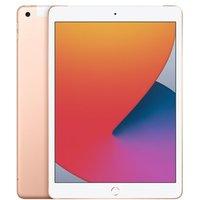Apple iPad (2020) Wi-Fi + Cellular 32GB Goud