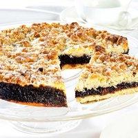 Dreimeister Schlesischer Mohnkuchen