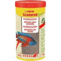 sera Granured Cichlidenfutter für Carnivore