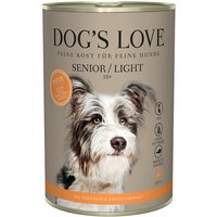Dog's Love Senior 400g Dose Hundenassfutter