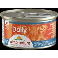 Almo Nature Daily Menu 85g Dose Katzennassfutter